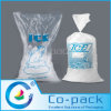 Hohes Sperren-transparentes Plastikeis-verpackenbeutel
