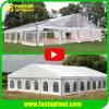 Weißes oder freies transparentes Dach-Hochzeitsfest-Ereignis-Festzelt-Zelt-Kabinendach für 100 200 300 500 600 800 1000 1500 2000 Leute Seater Gast