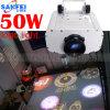 Neueste Aufschriftbeleuchtung des LED-Projektor-50W für die Projektion auf der Fußboden-Wand und dem Dach