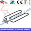 Chaufferettes tubulaires industrielles d'élément de chauffe de chaufferettes électriques de four de température élevée