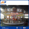 Manège de carrousel de conduite de cheval de matériel d'amusement de prix usine pour le stationnement