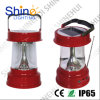 2015 Portable vendedores LED Radio Solar Lantern con el MP3