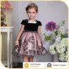 O vestido de partido elegante da menina das crianças, projeto do vestido do baile de finalistas caçoa a roupa