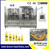 Machine de remplissage de jus avec stérilisateur en ligne