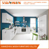 A qualidade garantiu gabinetes de cozinha brancos simples modernos do revestimento da laca