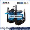 Dfq-200クローラーによって取付けられる試錐孔の鋭い機械価格