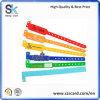 PVC desechables RFID Etiqueta Pulsera inteligente de Hospital
