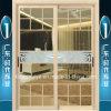 Fabricante profesional de la puerta de aluminio con la intervención del TUV