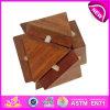 Lock trasversale Wooden Games per Kids, Wooden Toy Gift Wooden Lock Toy per Children, Educational Toys Wooden Lock Toy per Baby W03b021