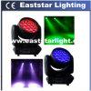 12watts LED 19PCS Moving Head Light met Wash Zoom