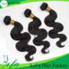 Человеческие волосы Virgin Peruvian 100% для Loose Wave