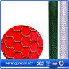 15mx30m Rollengröße galvanisierter sechseckiger Draht Neting auf Verkauf