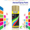 Pintura de aerosol metálica de la chispa 400ml