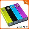 Het meeste Popular Gift Power Bank 2600 mAh met Ce, FCC, RoHS Certificate