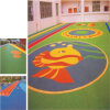 EVA Interlocking Children Foam Floor Play Mat Tel0587-1