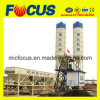 Planta de procesamiento por lotes por lotes concreta automática Hzs50 de la eficacia alta
