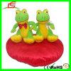 Fördernde Valentinsgruß-Fieberhitze-Frosch-Spielwaren