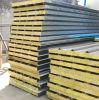 Panneau de mur de sandwich à unité centrale pour la structure métallique