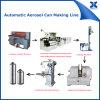 Automatische Aerosol-Spray-Blechdose, die Maschinerie herstellt