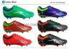 Sechs Farben-Form-Mann-Fußball-Schuhe