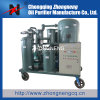 De vacuüm Machine van de Filtratie van de Smeerolie, de Machine van de Bewerker van de Olie