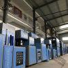 Machine semi-automatique de moulage par soufflage à godet à bouteilles, machines à fabriquer des boîtes
