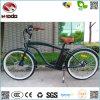 Il pedale elettrico della bicicletta della bici En15194 dell'incrociatore della spiaggia dell'uomo ha aiutato il motorino
