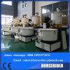 Máquina plástica horizontal del mezclador de la salida grande