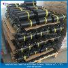 De Buis van het staal draagt de Concrete Rollen van de Transportband voor Materiële Behandeling