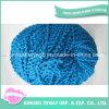 Lavoro a maglia del filato fantasia di tessitura -5 del cotone del poliestere della scaletta