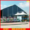 Изогнутая Marquee Группа палатка 25m на 40 водонепроницаемый корпус для выставки