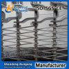 Courroie transporteuse à congélateur rapide à barres flexibles