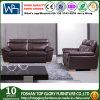 Sofà di cuoio reale della mobilia domestica moderna per il salone (TG-S202)