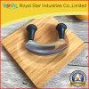 Отрезок Fnife оптовой нержавеющей стали серии ножа Double-Sided для изделий кухни (RYST0250C)