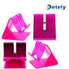 Universaltischplattenschreibtisch-Standplatz-Halter-Aluminiummetallmontierung