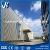 Vorfabrizierte Aufbau-Entwurfs-Stahlkonstruktion-Fabrik