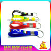 Unique Design Custom Key Ring Rubber gold Clouded Keychain Silicone