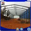 Modèle de l'entrepôt léger d'acier de construction de structure de préfabrication