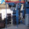 Reihe des Hängens der kontinuierlichen startenden Reinigungs-Maschine