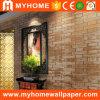 Guangzhou-Wand-Dekoration-materieller Ziegelstein 3D Wallpapers Preis