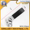 Gift (KKC-003)를 위한 주문을 받아서 만들어진 Metal + Leather/PU Key Chain