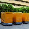 Cchpシステムが付いている400kw/500kVA無声タイプBiogasの発電機
