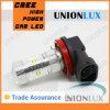2016 Auto светодиод противотуманных ламп 10-30V высокой мощности H11 30W автомобильный светодиодный индикатор