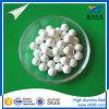 Bolas de cerámica del alto alúmina como media del soporte con el 92%, el 93%, el 94%, contenido Al2O3 del 99% a partir 3mm-100m m
