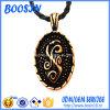 Kundenspezifische antike Verkupferung-hängende Halskette mit Retro Art