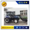 65 CV EPA tractor con el 4 de Cargador Frontal Int 1