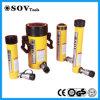 Hydraulische Cilinder bij Hydraulische die Hulpmiddelen wijd op het Gebied van de Industrie worden gebruikt