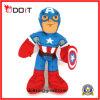 Bambola su ordine del giocattolo del capitano farcita peluche America