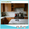 Bathroom/Kitchen를 위한 다기능 White 또는 Black/Beige Polished Quartz Stone Countertop