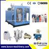 Erfahrener HDPE Flaschen-Strangpresßling-Blasformen-Maschinen-Lieferant